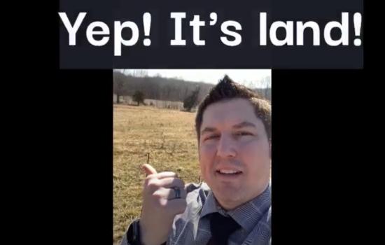 We Buy Land – Peak of What we Buy